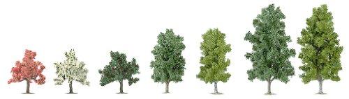 busch-6334-confezione-di-fogliame-e-alberi-da-frutto-45-pezzi