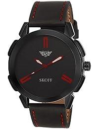 SKOFF Analogue Black Dial Men's Watch - ES00058