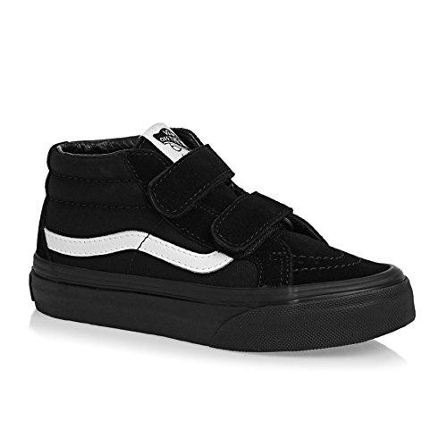 Vans Kinder Schwarz SK8-Mid Reissue V Sneakers Schwarz