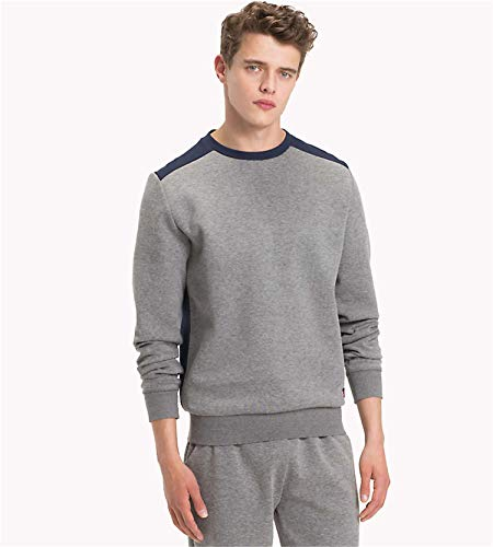3e34301d6ea42 Tommy hilfiger cotton tops pullover hoodies the best Amazon price in ...
