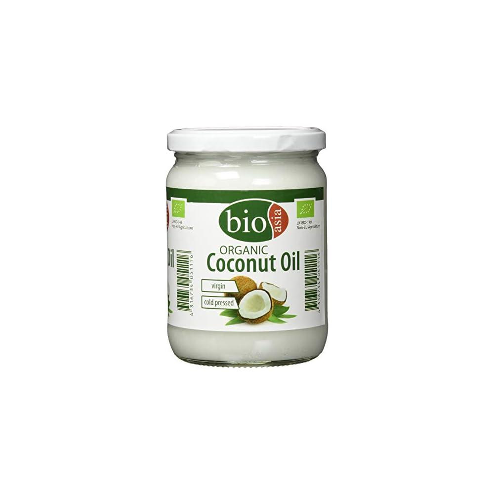 Bioasia Bio Kokosl 100 Kaltgepresst 500 Ml
