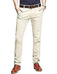 Match 8025 - Pantalón chino tapered para hombre