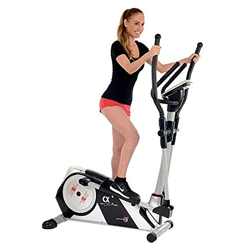 Christopeit SET Crosstrainer CX 4 mit Unterlegmatte, 5012 - 2