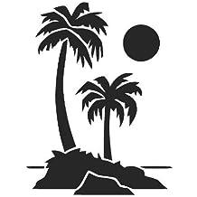Suchergebnis Auf Amazon De Fur Schablone Palmen