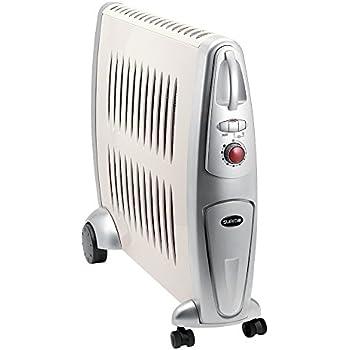 Supra CEARAMINO1503 Radiateur Salle de Bain Thermostat Céramique 1500 W