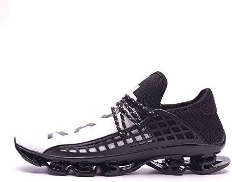 sports shoes 2d50d aebc2 YAYADI scarpe da ginnastica per Uomini Running Scarpe Uomo Sport Sport  Sport Lace-Up Esercizio Giovane scarpe da ginnastica Mesh Traspirante Scarpe  Lettera ...