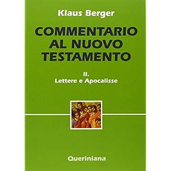 Commentario Al Nuovo Testamento: 2