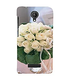 ifasho Designer Back Case Cover for Micromax Canvas Spark Q380 (Andaman Pyinma Rose Gold Watches For Women Rose Oil Essential SprayBloomBudBouquet)