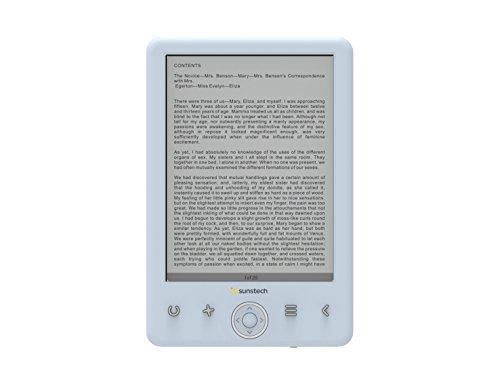 Sunstech EBI8LTOUCH - Libro electrónico 6