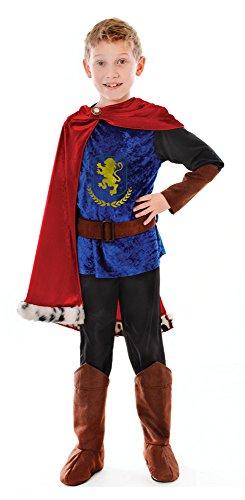 Bristol Novelty Prinz Kostüm