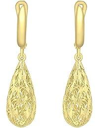 Carissima Gold Damen-Ohrringe 9 k (375) 1.54.3909