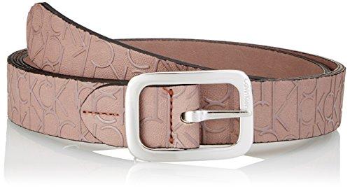 Calvin Klein Jeans Maddie Revolving Belt, Cintura Donna, Braun (Antler 511), 100 cm