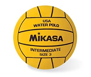 Mikasa Sports Mikasa Intermediate Size 3 Water Polo Ball
