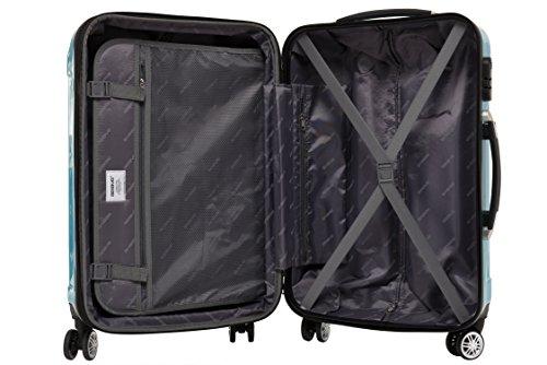 419IJj9tcVL - Beibye 2048 - Juego de 3 maletas rígidas (policarbonato)