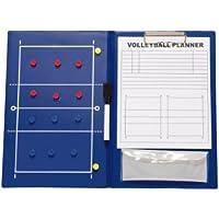 Rucanor - Carpeta táctica para Entrenadores (Voleibol) Azul Azul Talla:Talla única