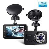 IrisCargo Dash Cam 1080P Car Camera FHD DVR Dashboard Camera Car Video Recorder