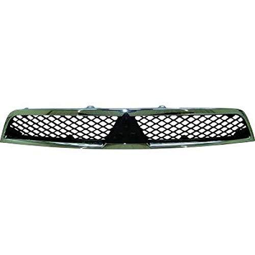 PIECES AUTO SERVICES Grille de calandre Chrome Noir Mitsubishi Lancer de 08 à >> - OEM : 7450A093