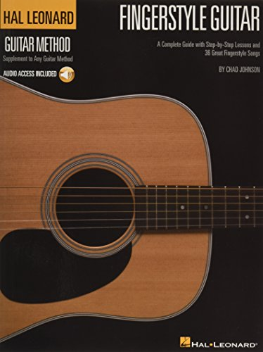 Hal Leonard Guitar Method: Fingerstyle Guitar (Hal Leonard Guitar Method (Songbooks))