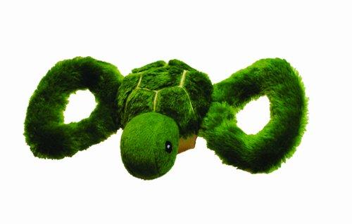 Jolly Pets Hundespielzeug tug-a-mals Schildkröte, groß -