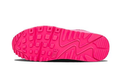 Nike Air Max 90 2007 Scarpe Da Ginnastica, Bambina Hyper Pink/Vivid Pink)