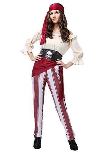Deckhand Darling Womens Kostüm - ()