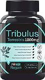 Power Regain - Tribulus Terrestris 1000mg Natural testosterone booster - 90 capsule