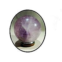britain-e-spheres Kristall–ein wunderschöner 38mm (ca. 76G) geschnitten und poliert lila Amethyst Bergkristall... preisvergleich bei billige-tabletten.eu