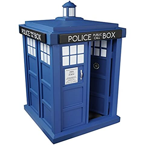 Funko - Figurine Doctor Who - Tardis Oversize Pop 15cm - 0849803052867