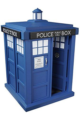 POP! Vinilo - Doctor Who: TARDIS (Tamaño extra grande)