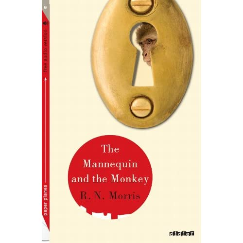 The mannequin and the monkey - Livre + mp3