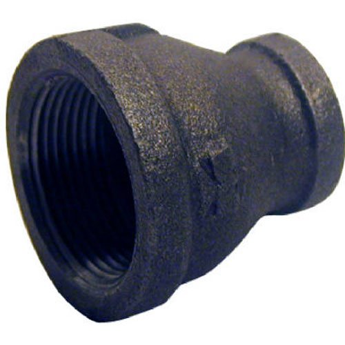 PANNEXT FITTINGS CORP - 1-1/4x3/4 BLK Coupling