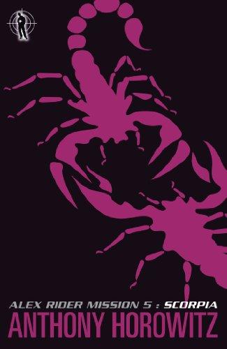 Alex Rider Bk 5: Scorpia (Old Edition)