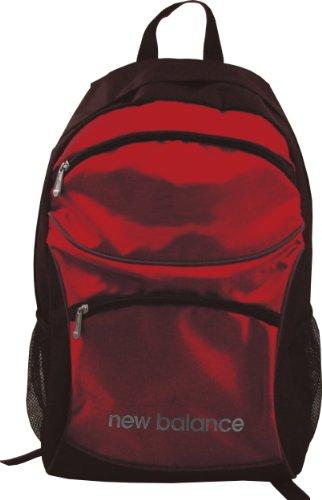 New Balance momentun deportes mochila para portátil–rojo–talla única