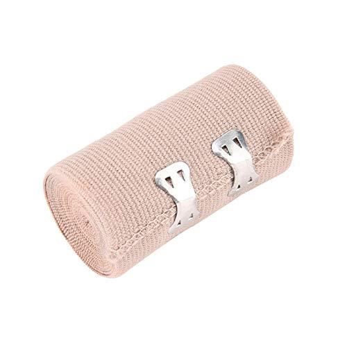 Artibetter 4 stücke elastische bandage wrap kompressionsband mit clips ankle wrap für verstauchung kompression verband Ankle Wrap