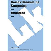 Decretos (Leyes) (Spanish Edition)
