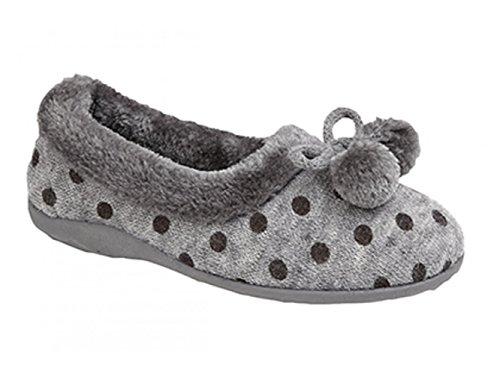 Sleepers, Pantofole donna Grigio gris Grigio (grigio)