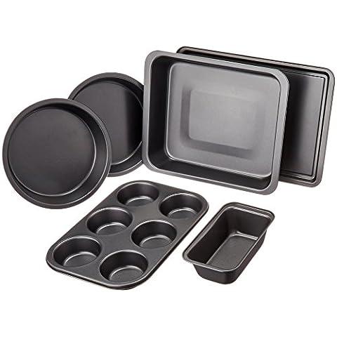 AmazonBasics - Set da forno, 6