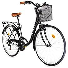 Moma Bikes Bicicleta Paseo City Classic 28