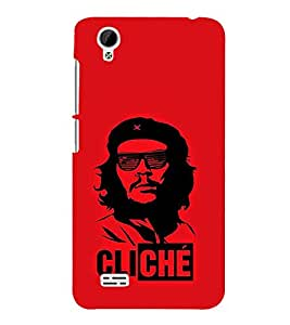FUSON Guevara In Old Havana 3D Hard Polycarbonate Designer Back Case Cover for Vivo Y31 :: Vivo Y31L