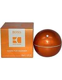 Hugo Boss in Motion Naranja Hecho para homme Verano / hombres, Eau de Toilette, Vaporisateur / SPRAY 40 ml, 1 paquete (1 x 40 ml)