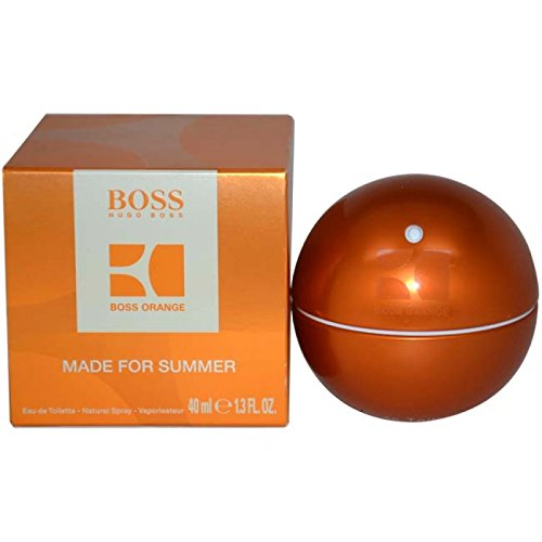 Hugo Boss Orange in Motion Made for Summer homme / men, Eau de Toilette, Vaporisateur / Spray 40 ml, 1er Pack (1 x 40 ml)