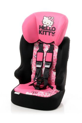 Hello Kitty 102-120-800 Kindersitz Racer SP, rosa