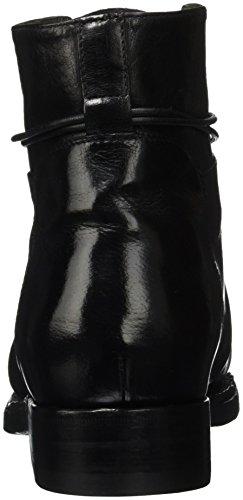 Silvano Sassetti 3936, Bottes Classiques femme Noir - Schwarz (Charcoal)