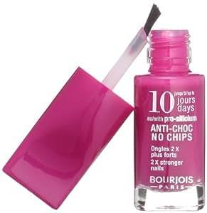 Bourjois - Vernis à ongles 10 Jours anti choc ultra longue tenue N°19 - 9 ml