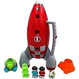 Early Learning Centre - HappyLand Cohete para Despegar con Luces y Sonidos
