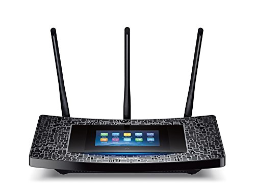 tp-link-ac1900-dual-band-touch-screen-wireless-gigabit-cable-gaming-router-1-ghz-dual-core-processor