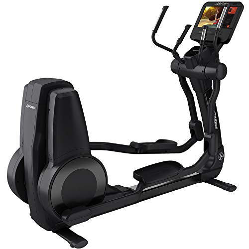 Life Fitness Elevation Series Cross Trainer with SE3HD Console - Black Onyx
