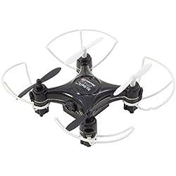 xciterc 15007750–Rocket 55x XS 3d Cam de cámara de 4canales RTF cuadricóptero Negro V2de 3Speed con barra protectora