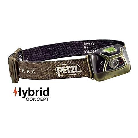 Petzl - Lampe Frontale Tikka Petzl - Unique - Vert