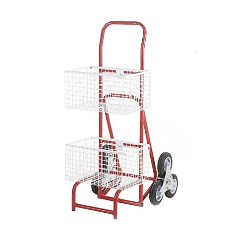 SHS Handling HG3411 Mailroom Basket Stair climber Trolley